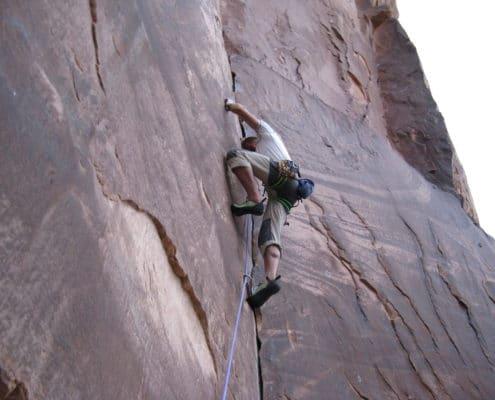 Klettern in USA