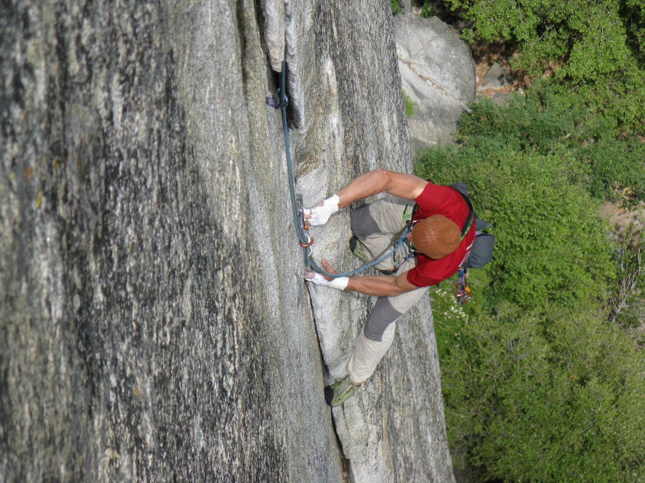 The Nose - Klettern am El Capitan