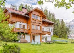 Landhaus Birgbichler - gemütliche Liegewiese