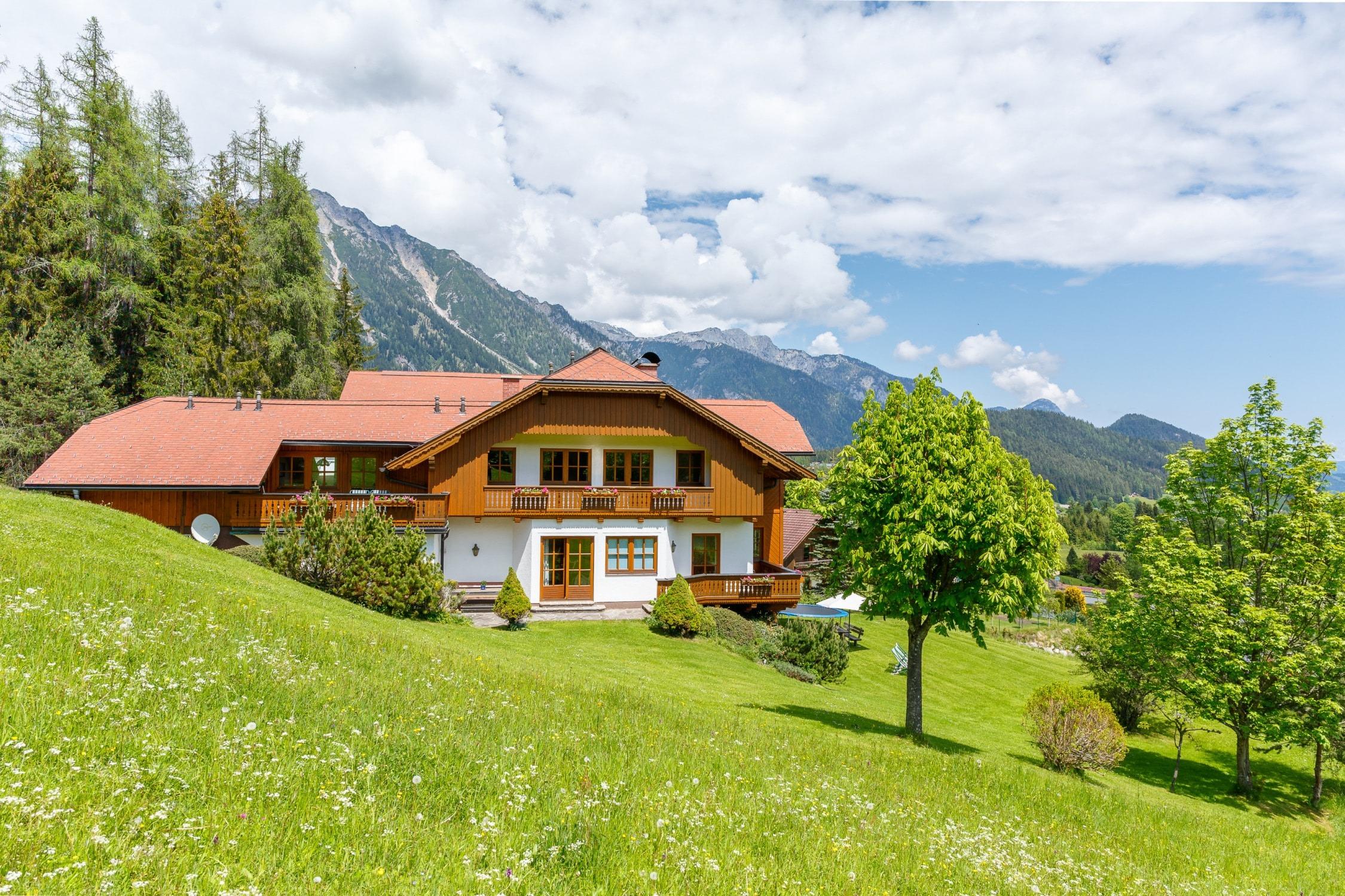 Landhaus Birgbichler - herrlich freie Hanglage
