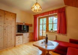 Appartement Hochsitz Wohnraum