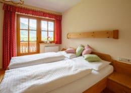 Appartement Hochsitz Schlafzimmer 2