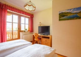 Appartement Hochsitz Schlafzimmer