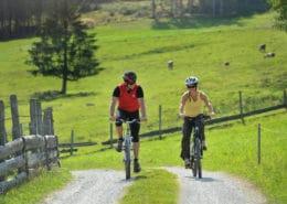 20 Mtb Runden und E-bike