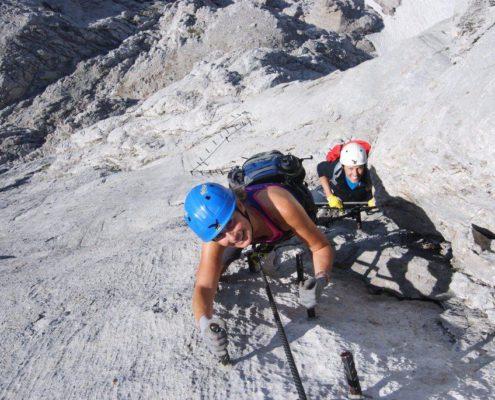 Klettersteig Klassiker - Der Johann