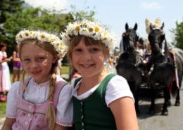 Ramsauer spring festival