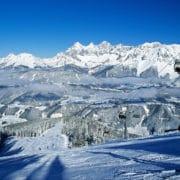 Ski Alpin auf Planai, Reiteralm und Dachstein