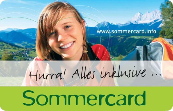 Schladming-Dachstein Sommercard