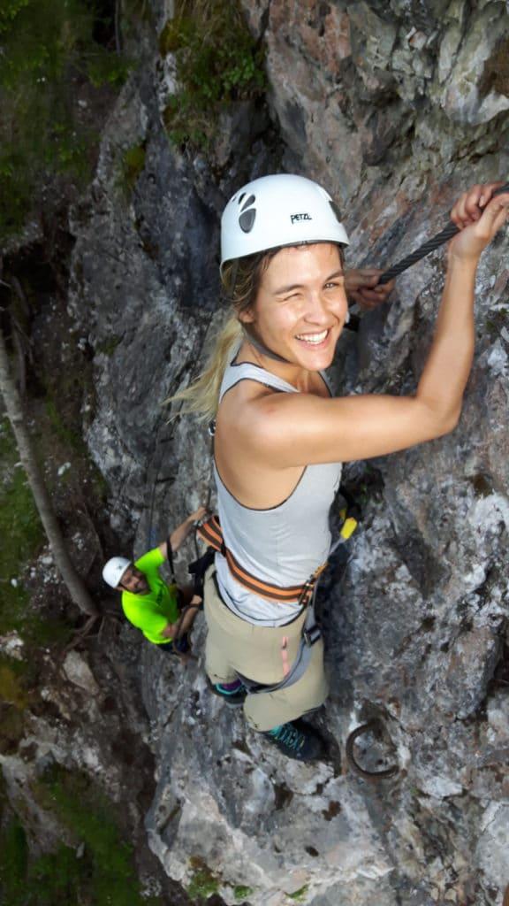Klettersteig Einsteiger