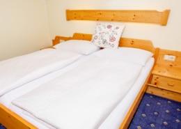 Appartement Sonnblick Schlafzimmer 2