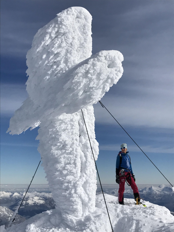 Winterbesteigung Dachstein