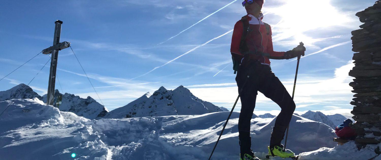 Skitour Krabergzinken