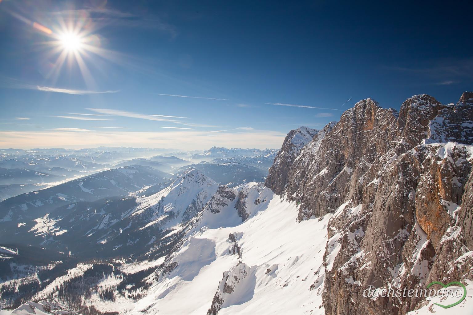 Dachstein im Winter