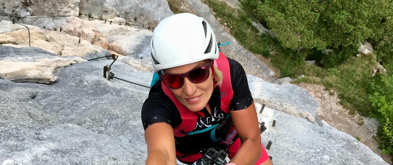 Klettersteige im Sommer