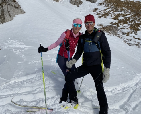 Hans & Lydia - immer unterwegs :-)