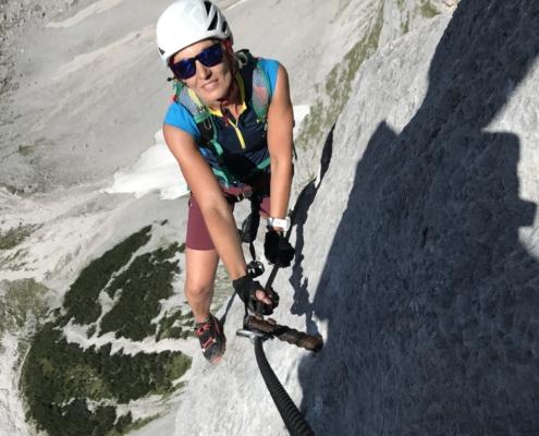 Anna Klettersteig - Dachstein