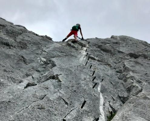 Klettersteig Anna
